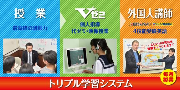新トリプル学習システム